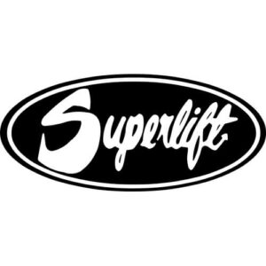Superlift Logo Decal Sticker - SUPERLIFT-LOGO