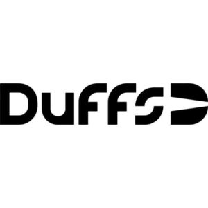Duffs Apparel Decal Sticker