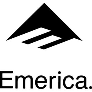 Emerica Shoes Logo Decal
